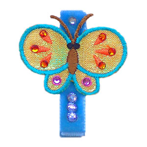 BABY BUTTERFLY CLIPS
