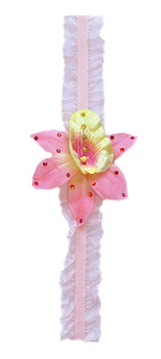 SILK ORCHID BABYBAND